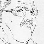 谷沢を案ずる安西先生(白髪鬼時代)